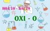 Tính chất hóa học của Oxi (O), Ozon và bài tập về Oxi  - hóa 10 bài 29